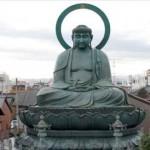 日本三大大仏の高岡大仏の魅力と周辺の駐車場と観光スポット!