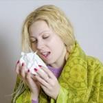 寒いと鼻水が出たり咳が止まらない症状の原因は寒冷アレルギー